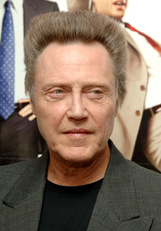 Actor Christopher Walken