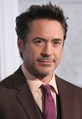 Actor Robert Downey Jr.