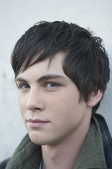 Actor Logan Lerman