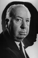 Actor Alfred Hitchcock