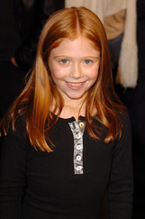 Actor Liliana Mumy