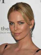 Actor Charlize Theron