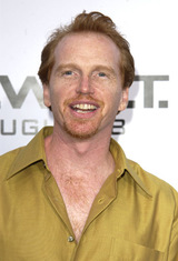 Actor Courtney Gains
