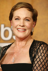 Actor Julie Andrews