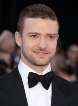 Actor Justin Timberlake