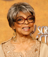 Actor Ruby Dee