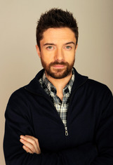 Actor Topher Grace