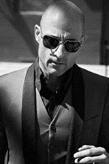 Actor Mark Strong