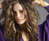Actor Eliza Dushku