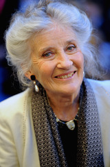 Actor Phyllida Law