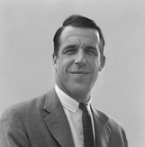 Actor Fred Gwynne