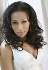 Actor Tamara Tunie