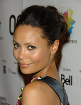 Actor Thandie Newton