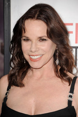 Actor Barbara Hershey