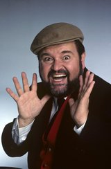 Actor Dom DeLuise