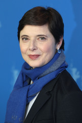 Actor Isabella Rossellini