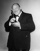 Actor Burl Ives
