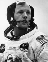Actor Neil Armstrong