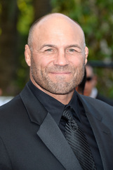 Actor Randy Couture