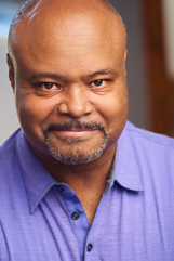 Actor Terence Bernie Hines