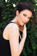 Actor Bellamy Young