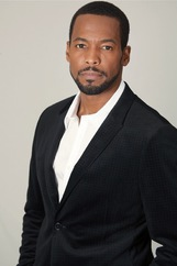 Actor Anthony Montgomery