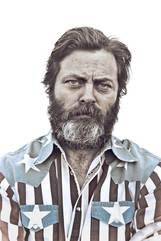 Actor Nick Offerman