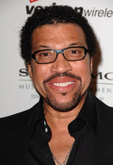 Actor Lionel Richie