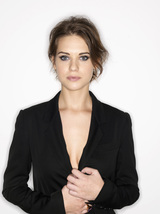 Actor Lyndsy Fonseca