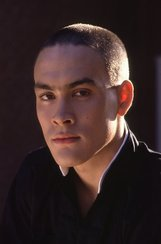Actor Brandon Lee