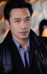 Actor Grant Chang