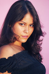 Actor Margarita Reyes