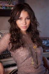 Actor Jessica Parker Kennedy