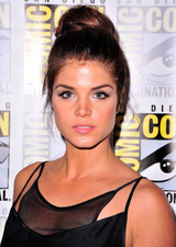Actor Marie Avgeropoulos