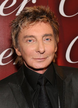 Actor Barry Manilow