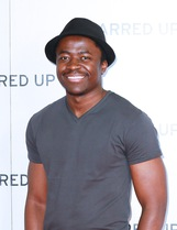Actor Merveille Lukeba