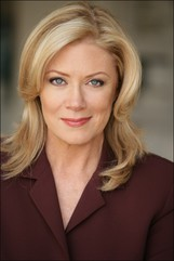Actor Nancy Stafford
