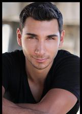 Actor Gil Menchaca