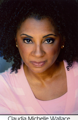Actor Claudia Michelle Wallace