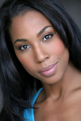 Actor Sharon Brathwaite