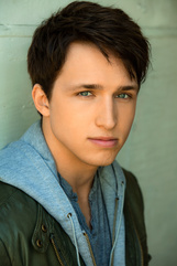 Actor Shayne Topp