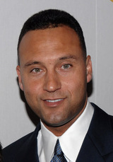 Actor Derek Jeter