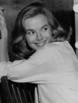 Actor Leslie Parrish