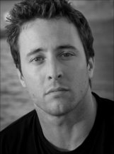 Actor Alex O'Loughlin