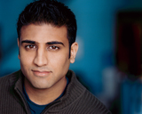 Actor Amish Patel