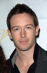 Actor Dustin Fitzsimons