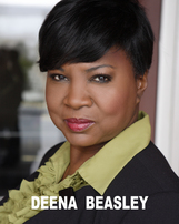 Actor Deena Beasley