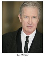 Actor Jim Metzler