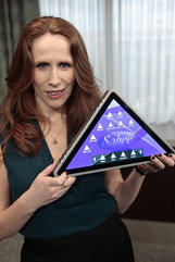 Actor Catherine Tate