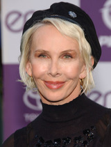 Actor Trudie Styler